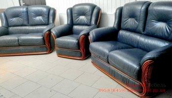 Комплект мягкой мебели 2+2+1