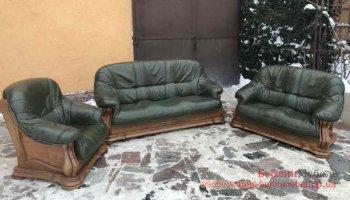Раскладной комплект мебели 3+2+1