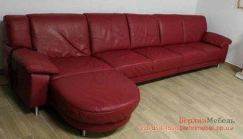 Угловой диван электро релакс