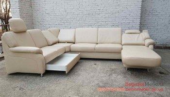 П-образный раскладной диван релакс