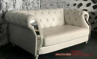 Комплект мягкой мебели Chesterfield 3+2+1