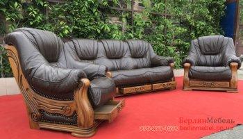 Комплект мягкой мебели 3+1+1