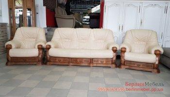 Комплект мебели на дубовом каркасе