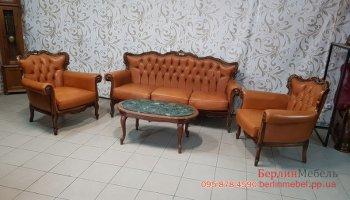 """Комплект мебели для гостиной """"Барокко"""""""