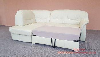 Раскладной Кожаный угловой диван Etap Sofa