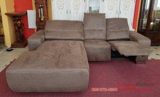 Угловой диван рекланер