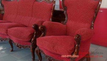 """Мебель для гостиной в стиле """"Барокко"""""""