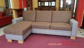 Модный угловой диван ZEHDENICK