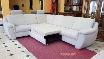 Угловой диван NovaLive в ткани