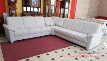 Угловой диван в ткани Novalive