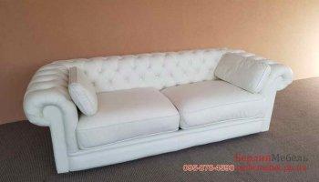 Кожаный диван  CHESTERFIELD