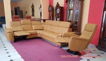 Угловой диван POLINOVA