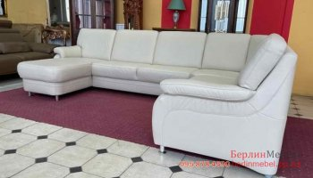 Новый п-образный диван POLINOVA