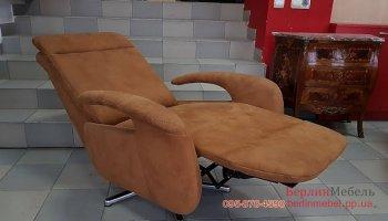 Новое кресло  комната отдыха с механизмом реклайнер