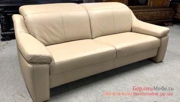 Кожаный диван Хукла