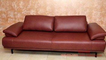 Кожаный диван HUKLA